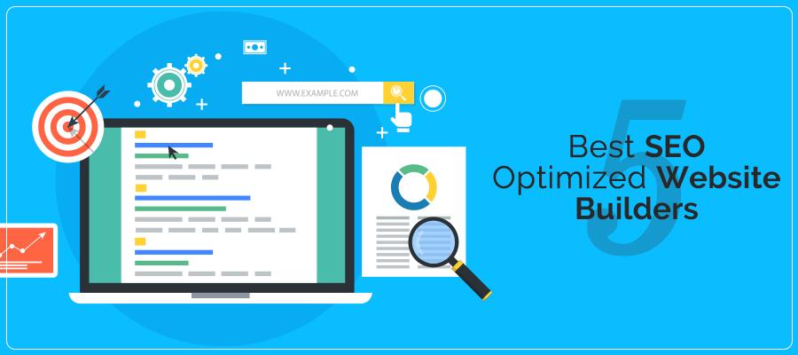 5 Best SEO Optimized Website Builders