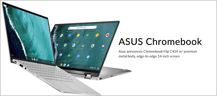 ASUS C302CA DHM4 Chromebook Flip