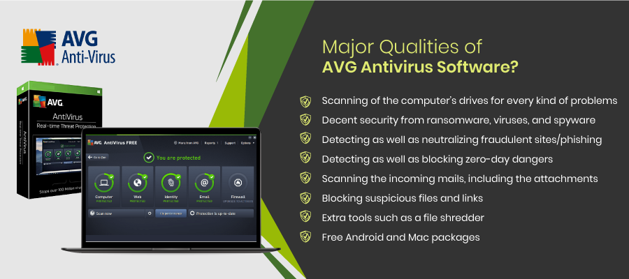 Major qualities of AVG as per our AVG Antivirus review