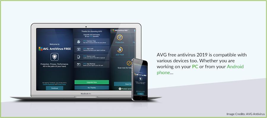 AVG Antivirus Latest Version for Free | AVG 2019 v19 6