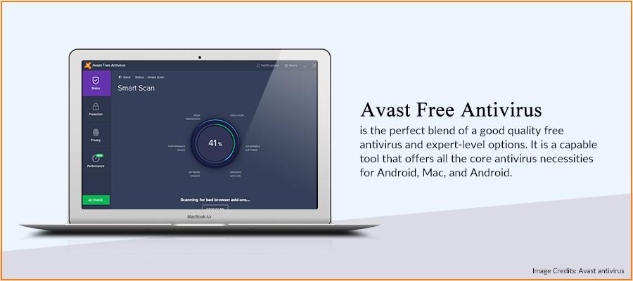 Avast Antivirus Mac
