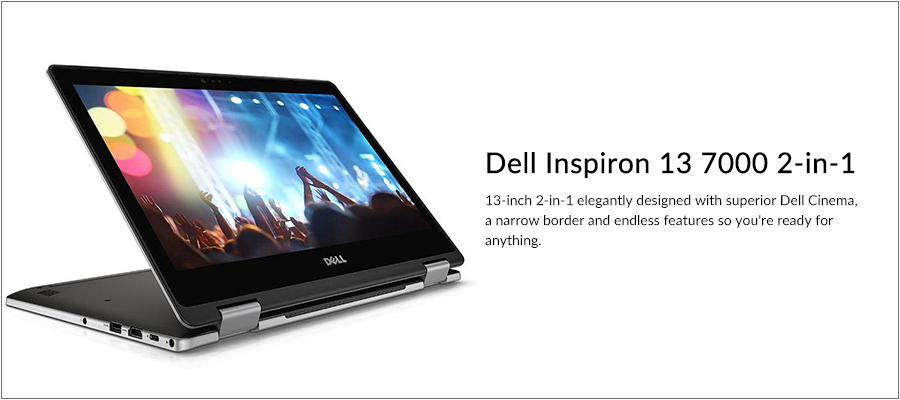 Top 5 Dell Laptop
