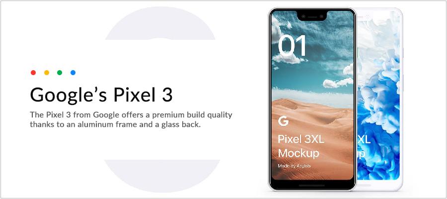 Googles Pixel 3