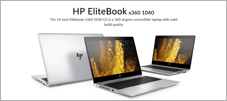 HP EliteBook x360 1040