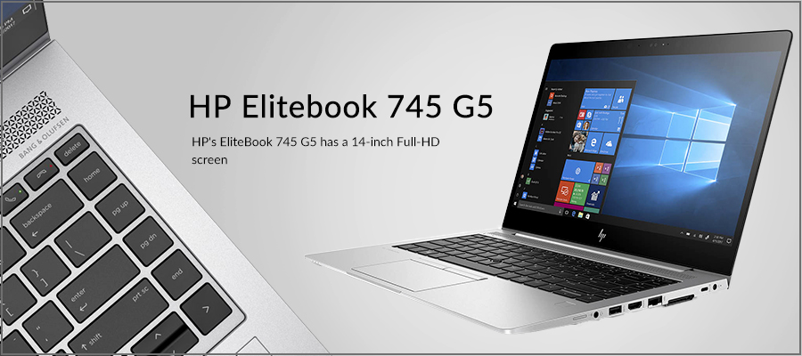 HP Elitebook 745-G5