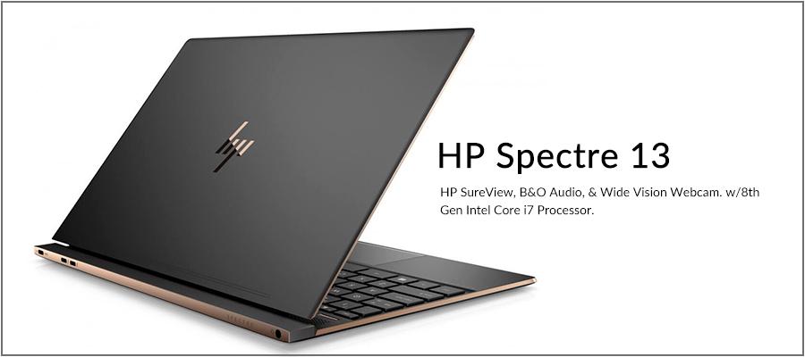 Top ten Laptop HP Spectre 13
