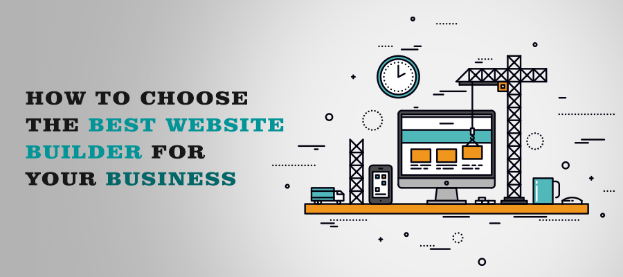 choose the best website builder