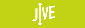 Jive VoIP logo