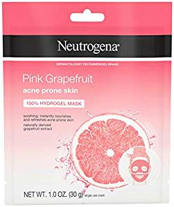 Neutrogena Pink Grapefruit Acne Prone Skin