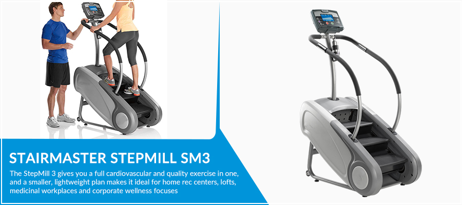 StairMaster StepMill SM3 Review