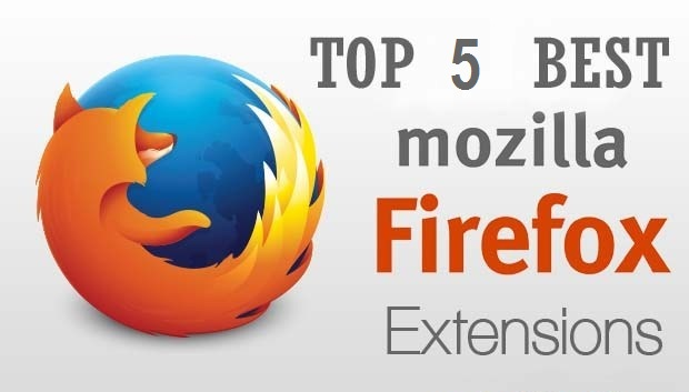 Top 5 Extension for Mozilla