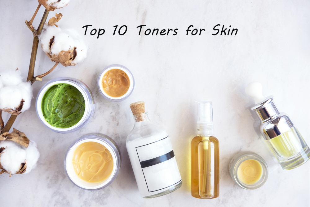 Top 10 Toners for skin