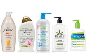 Top 10 body lotions