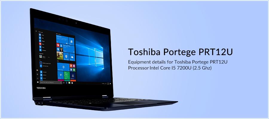 Toshiba Portege PRT12U