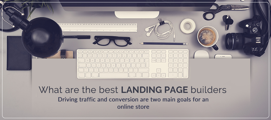 What are the best landing page builders