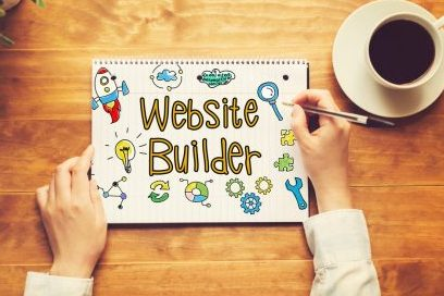 What is website builder