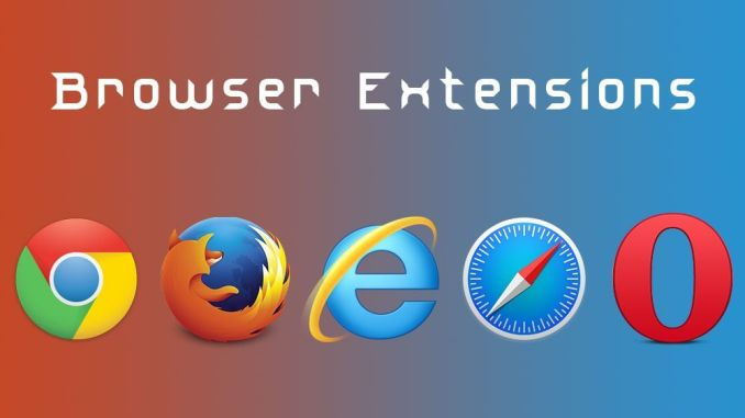 browser extentions
