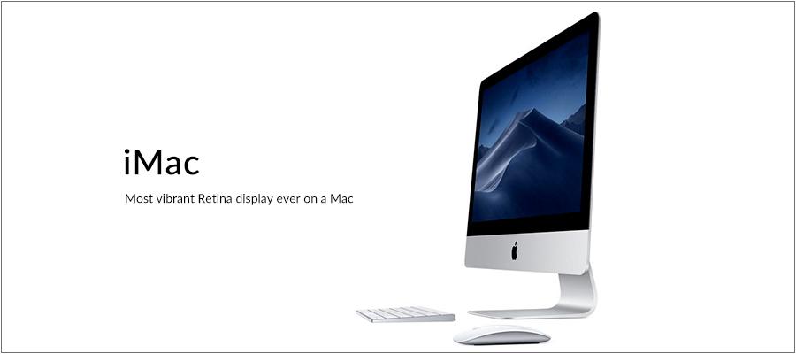 iMac Laptop
