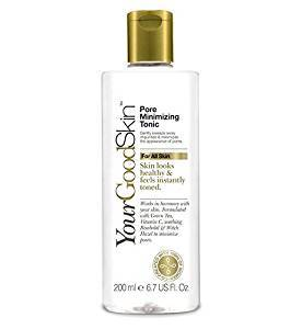 Pore Minimizing Tonic