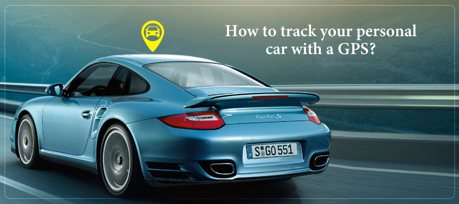 track your personal car