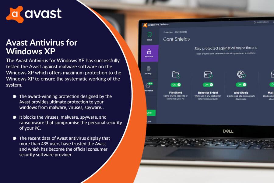 avast antivirus software free download for windows xp
