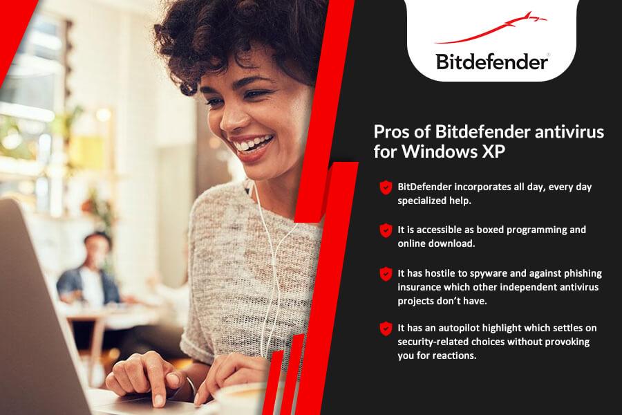 Bitdefender-Antivirus For Windows Xp