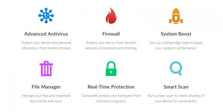 PC Protect Advance Antivirus