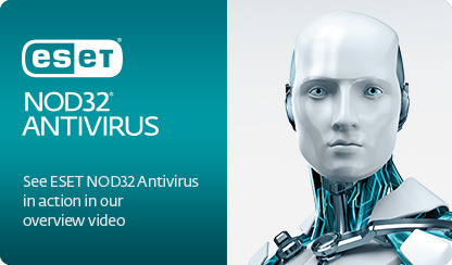 eset nod32 antivirus software for window