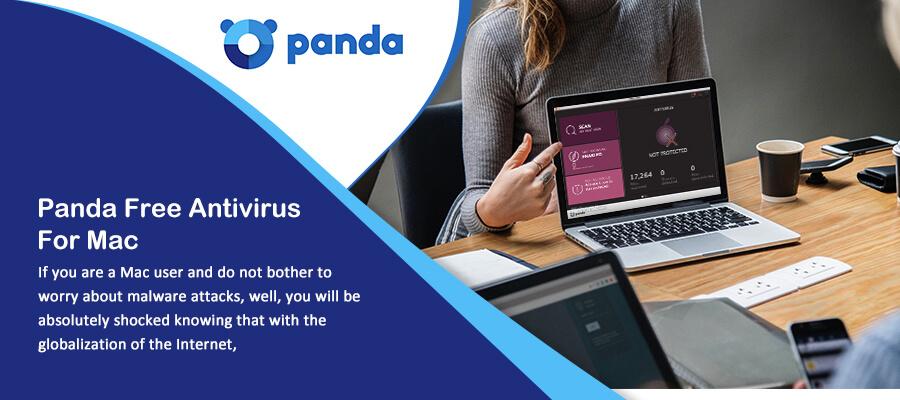 Panda free Antivirus for Mac 2022 Keygen