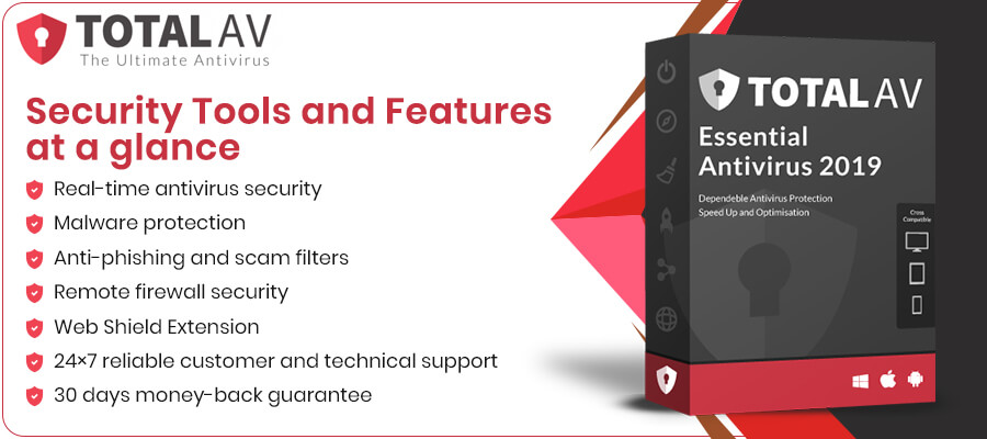 Security Tools and Features-at-a-glance