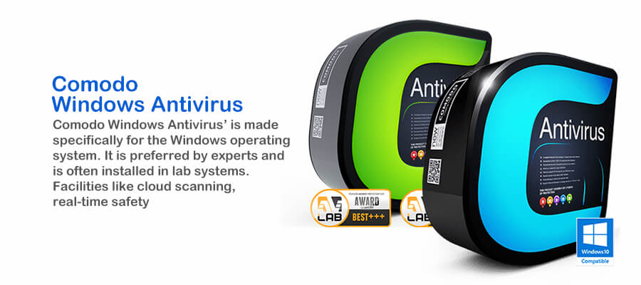 Comodo windows antivirus