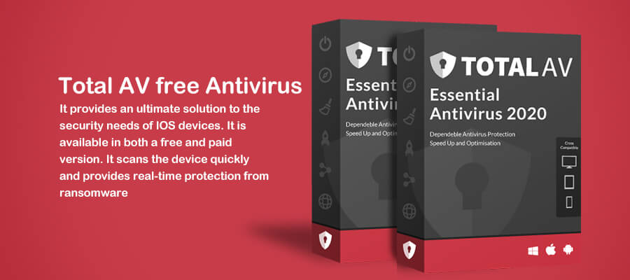 Total AV Antivirus for windows